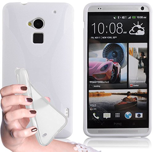 cadorabo-tpu-x-line-style-silikon-hulle-fur-htc-one-max-case-cover-schutzhulle-bumper-in-magnesium-w