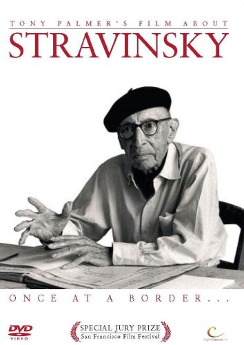 Stravinsky - Once At A Border... [1982] [DVD]