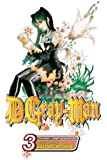 D.Gray-man, Vol. 3: The Rewinding City