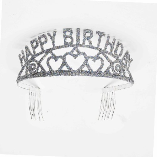 Forum Novelties Child's Happy Birthday Glitter Tiara