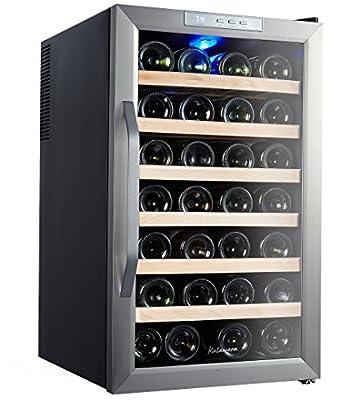 Kalamera freestanding wine cooler 28A,120A,200A