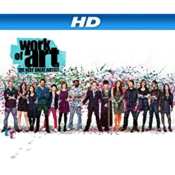 Work of Art: The Next Great Artist Season 2 [HD]