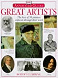 Great Artists (Annotated Guides) (075130445X) by Cumming, Robert