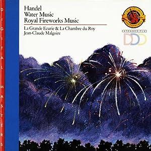 Handel: Water Music / Royal Fireworks Music