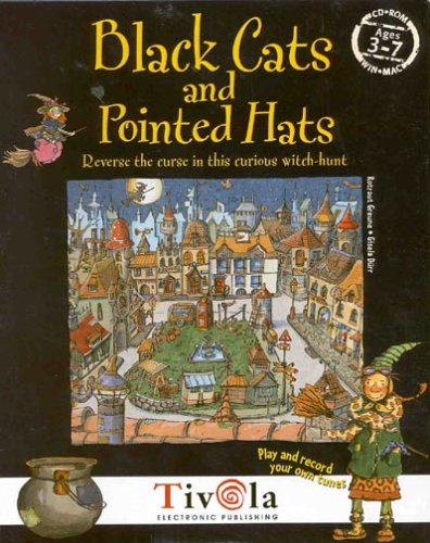 Black Cats and Pointed Hats