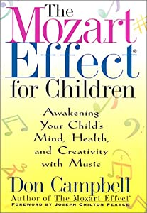 Cover of &quot;The Mozart Effect for Children:...