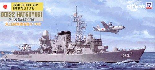 ピットロード 1/700 護衛艦 はつゆき型 J03