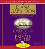img - for Lord John and the Private Matter (Lord John Grey Novels) book / textbook / text book
