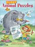 Funny Animal Puzzles (0806973749) by Hovanec, Helene