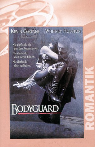 The Bodyguard [VHS]