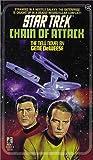 Chain of Attack (Star Trek: The Original Series) (0743419839) by DeWeese, Gene