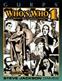 GURPS Whos Who 1 (GURPS: Generic Universal Role Playing System) (1556343671) by Phil Masters