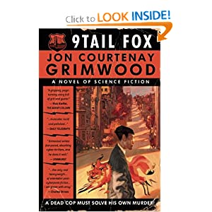 9Tail Fox Jon Courtenay Grimwood