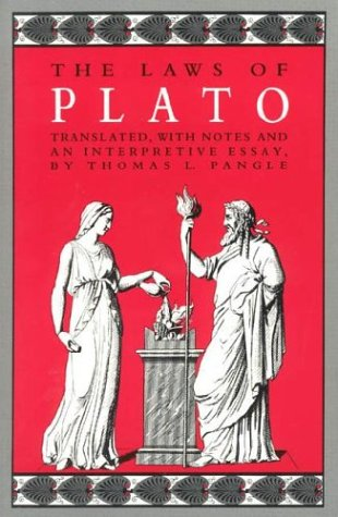 The Laws of Plato, Plato