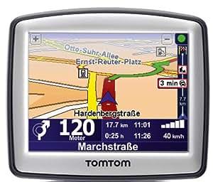 Tomtom One Europe 31 Traffic Navigationssystem inkl. 31 Länderkarten und TMC