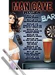 Poster + Hanger: Beer Poster (36x24 i...