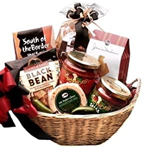 Lets Spice It Up Gift Basket - A Great Way To Add A Little Spice To Someones Life from Organic Stores