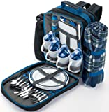 Draper Backpack Picnic Set