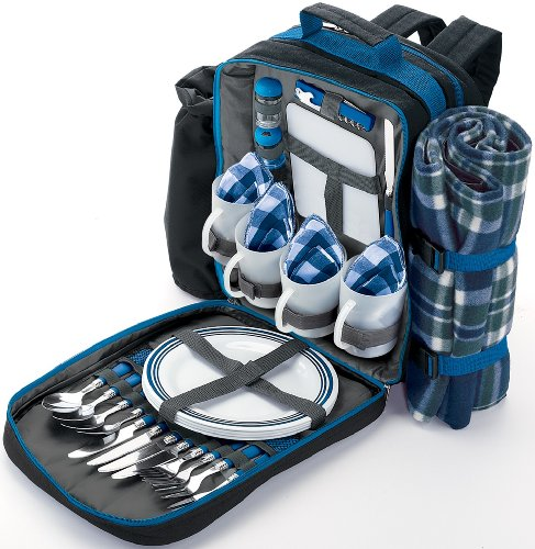 Draper 77007 Backpack Picnic Set