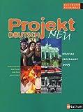 echange, troc Claudine Decocqman, Robert Jourdan, Ursula Reynis, Susanne Trabaud - Allemand Tle Projekt Deutsch Neu : Programme 2005