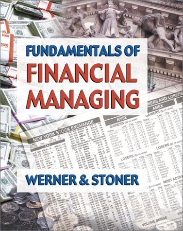 Fundamentals of Financial Managing