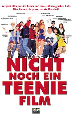Nicht noch ein Teenie Film! / Not Another Teen Movie [VHS]