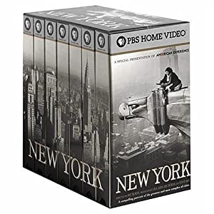 York 7 Episode Pbs Boxed Set Vhs from Pbs Home Video