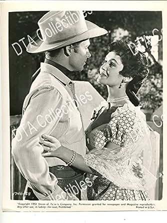 Ride Clear Of Diablo 1954 8x10 Still Western Audie Murphy