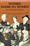 img - for Notable American Women: A Biographical Dictionary: Notable American Women: The Modern Period: A Biographical Dictionary (Notable American Women) (Volume 4) book / textbook / text book