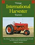 img - for Vintage International Harvester Tractors book / textbook / text book