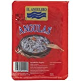Angulas - Fresh Frozen Baby Eels - 3.5 oz container