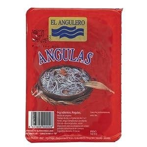 Angulas - Fresh Frozen Baby Eels - 3.5 oz container