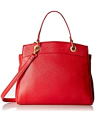 Caprese Zoya Women's Satchel (Red)