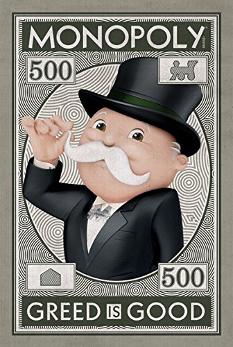 Monopoly Game Posters