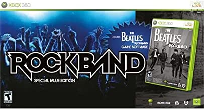 The Beatles Rock Band Bundle Special Value Edition