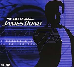 Best Of Bond... James Bond, The (CD/DVD)