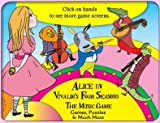 ALICE IN VIVALDI'S FOUR SEASONS: THE MUSIC GAME CD-ROM, MUSIC GAMES     INTERNATIONAL 2003C