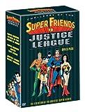 echange, troc Superfriends to Justice League [Import USA Zone 1]