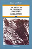 La campagne de Birmanie (1942-1945)