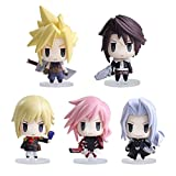 FINAL FANTASY TRADING ARTS Mini BOX商品 1BOX=6個入り、全5種類
