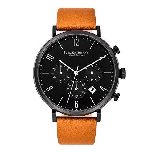 Joh. Rothmann Men's Watch Karl Chronograph stainless steel 5 ATM BRO 10030041