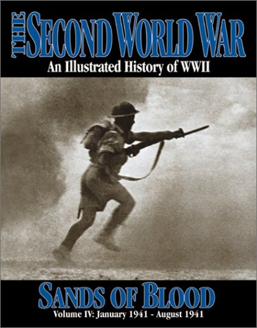 The Second World War Vol. 4 - Sand of Blood (The 2nd World War)
