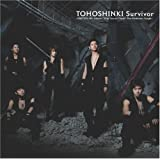 "Survivor ~090325 4th Album ""The Secret Code"" Pre-Release Single~(DVD付)【初回限定生産盤】"