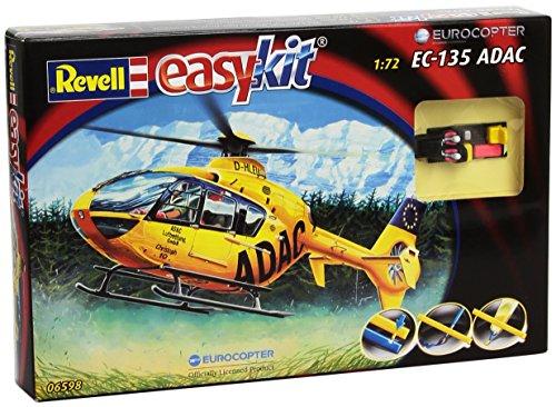 Revell-06598-Easykit-Steckbausatz-EC-135-ADAC-Mastab-172