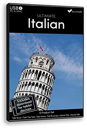 Ultimate Italian (PC/Mac)