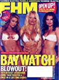 FHM Magazine March 2003 (1-1066, Special collectors edition baywatch tvs sexiest lifeguards come together.)