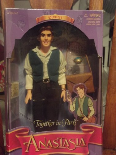 ホビー Together in Paris DIMITRI doll ドール 人形 from Anastasia - 1997 [並行輸入品]