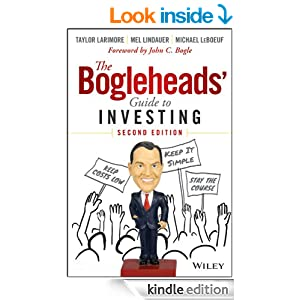 The Bogleheads' Guide To Investing By Mel Lindauer, Taylor ...