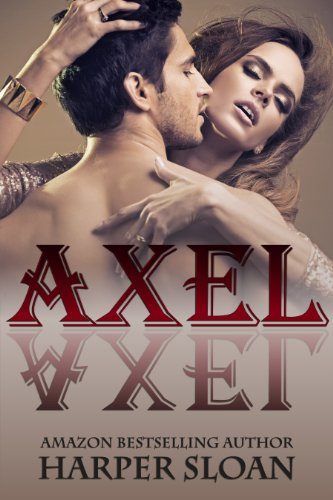 Axel (Corps Security, Book 1) by Harper Sloan