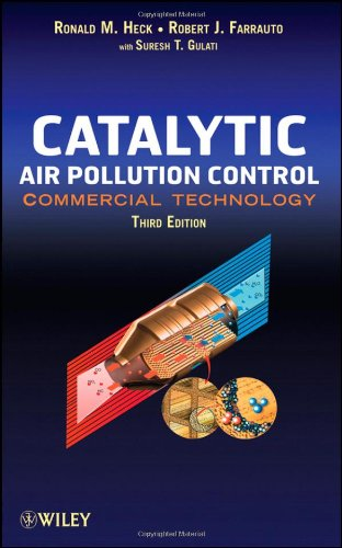 Catalytic Air Pollution Control: Commercial Technology front-500887
